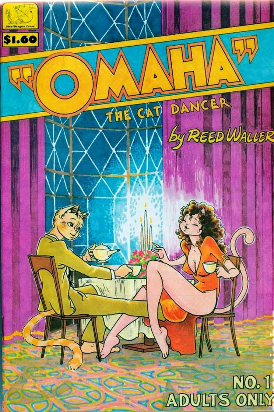 Omaha The Cat Dancer (1984) #1