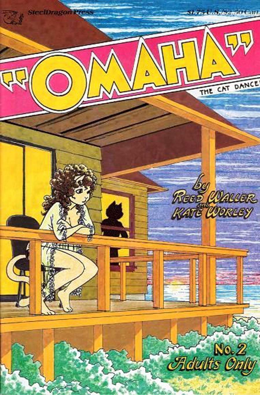 Omaha The Cat Dancer (1984) #2