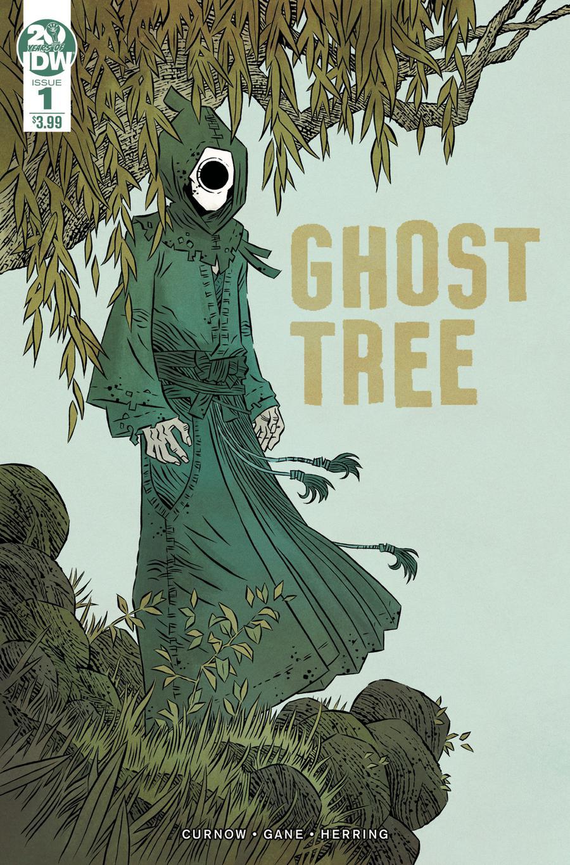 Ghost Tree #1 Cover C 3rd Ptg Variant Simon Gane Cover
