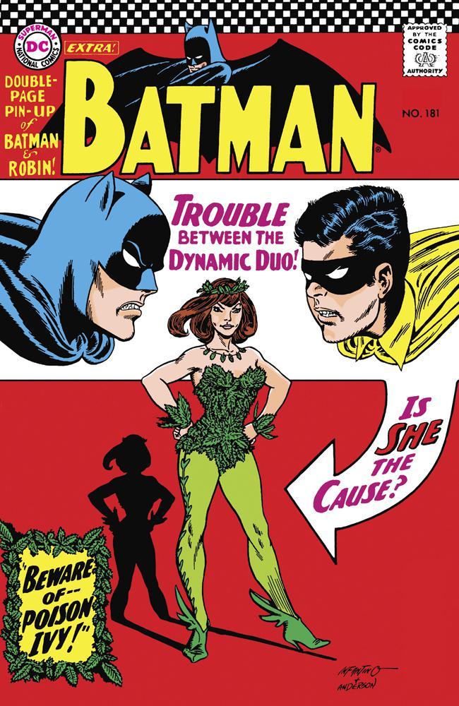 Batman #181 Cover B Facsimile Edition