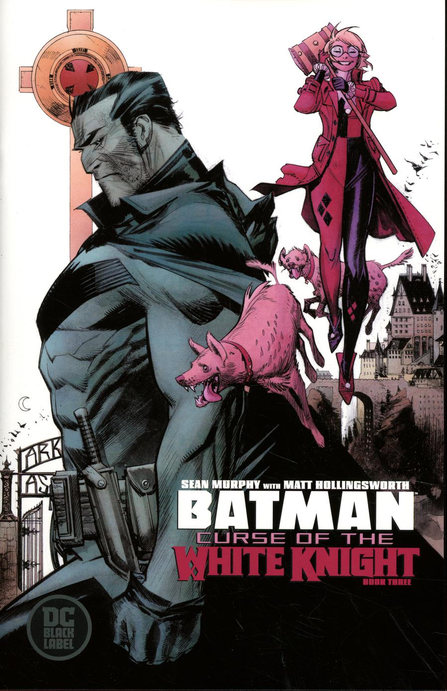 Batman Curse Of The White Knight #3 Cover A Regular Sean Murphy Cover