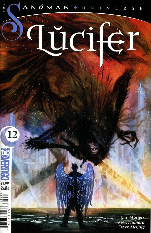 Lucifer Vol 3 #12