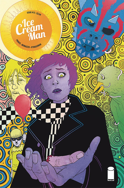 Ice Cream Man #15 Cover A Regular Martin Morazzo & Chris OHalloran Cover