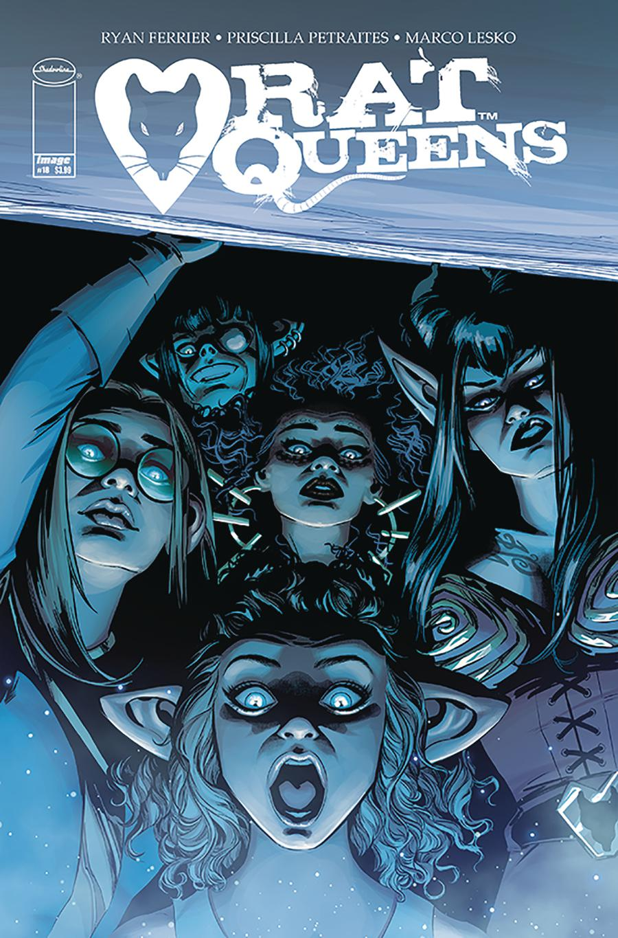 Rat Queens Vol 2 #18