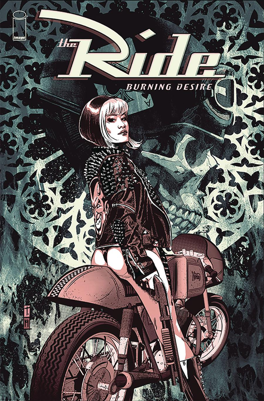 Ride Burning Desire #4 Cover A Regular Tomm Coker Cover