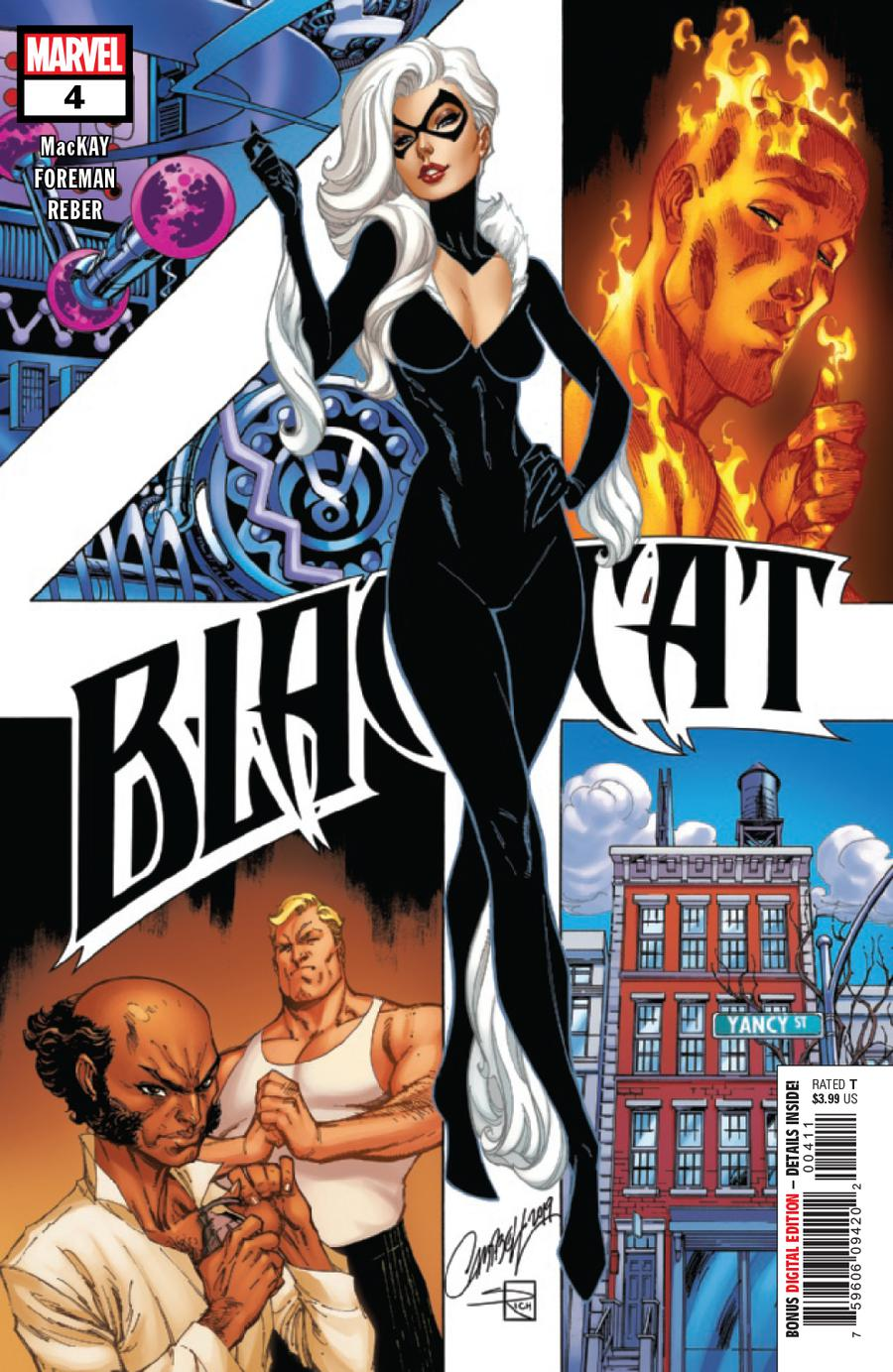 Black Cat #4 Cover A 1st Ptg