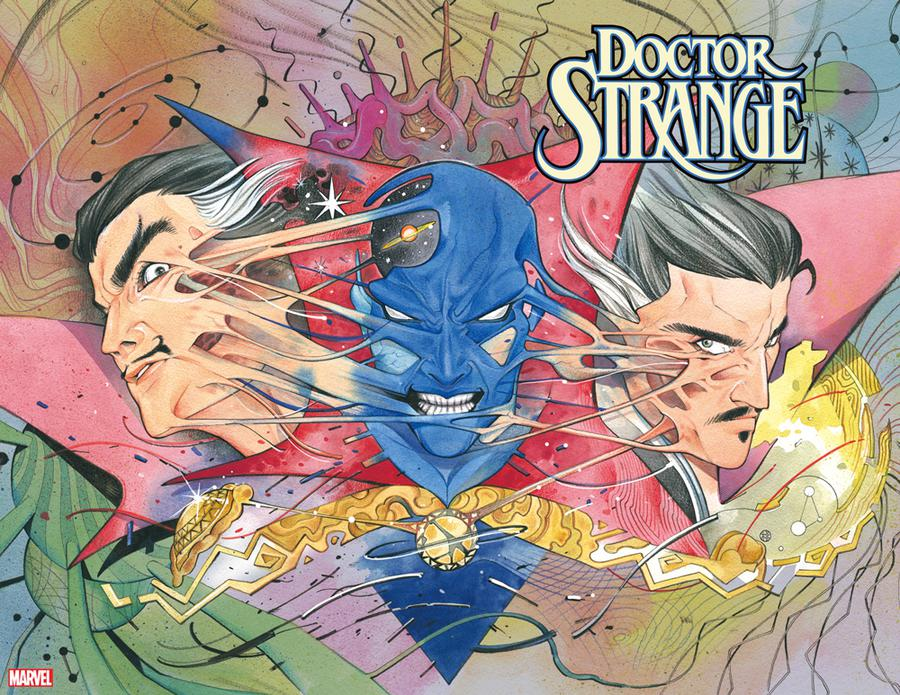 Doctor Strange Vol 5 #20 Cover B Variant Peach Momoko Immortal Wraparound Cover