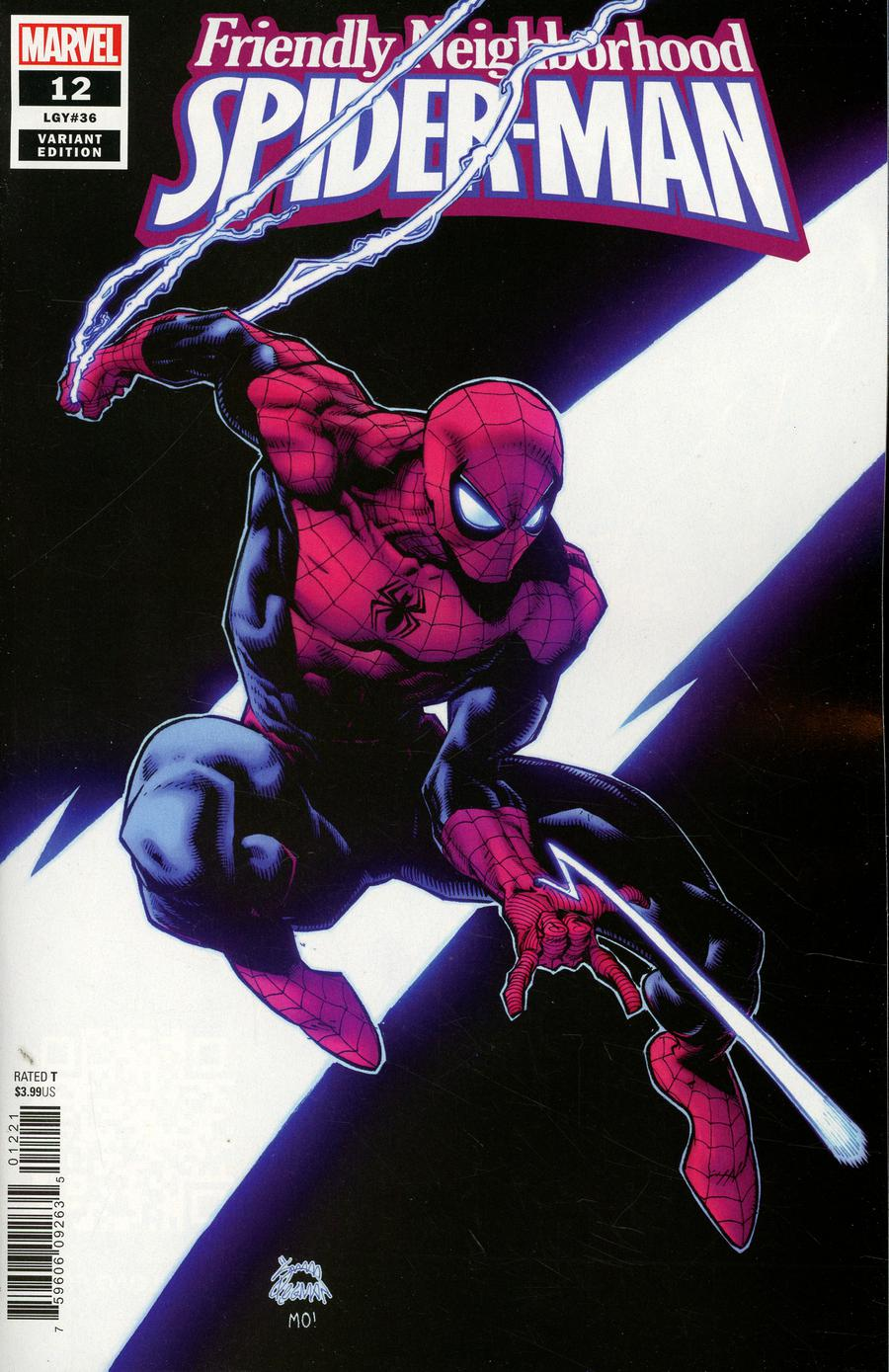 Friendly Neighborhood Spider-Man Vol 2 #12 Cover B Variant Cover