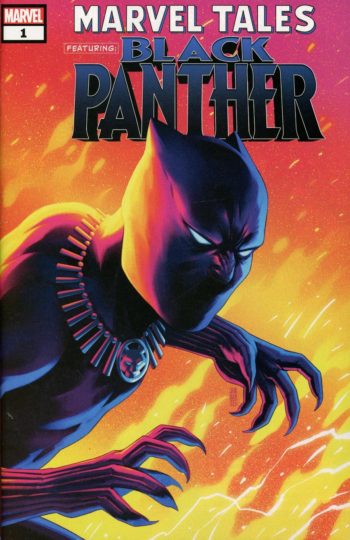 Marvel Tales Black Panther #1 Cover A Regular Jen Bartel Cover