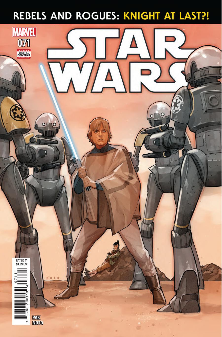 Star Wars Vol 4 #71 Cover A Regular Phil Noto Cover