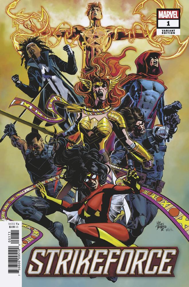 Justice League 12 2018 Lucio Parrillo Cover B Variant 1st Print DC Comics NM+