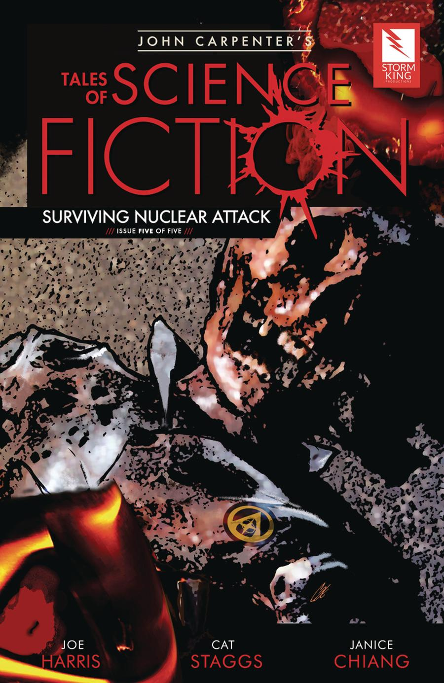 John Carpenters Tales Of Science Fiction Surviving Nuclear Attack #5