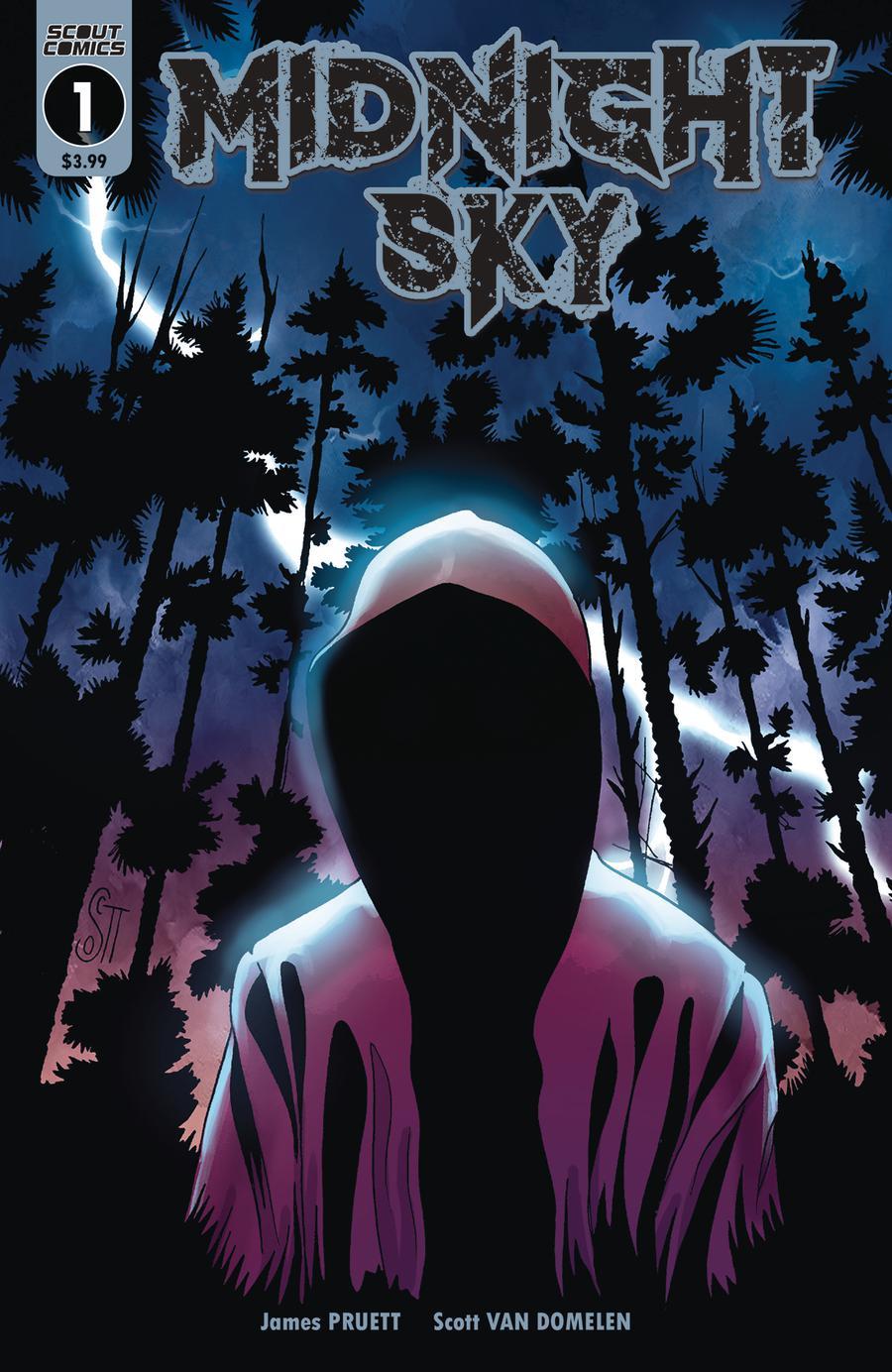 Midnight Sky #1 Cover A Regular Scott Van Domelen Cover