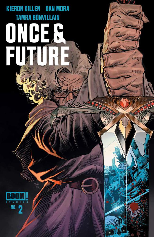 Once & Future #2 Cover A 1st Ptg