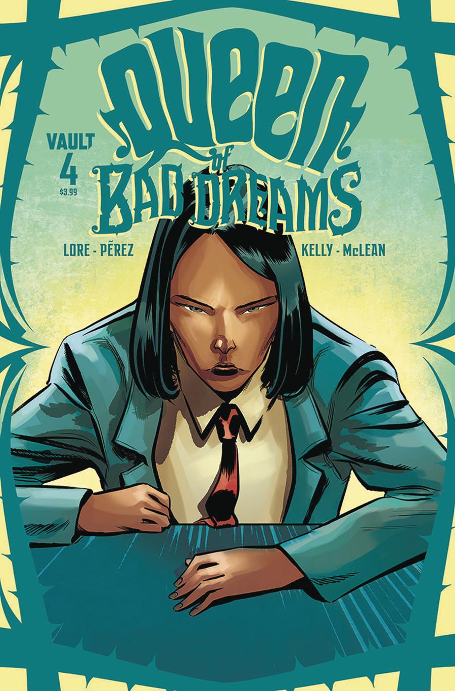 Queen Of Bad Dreams #4