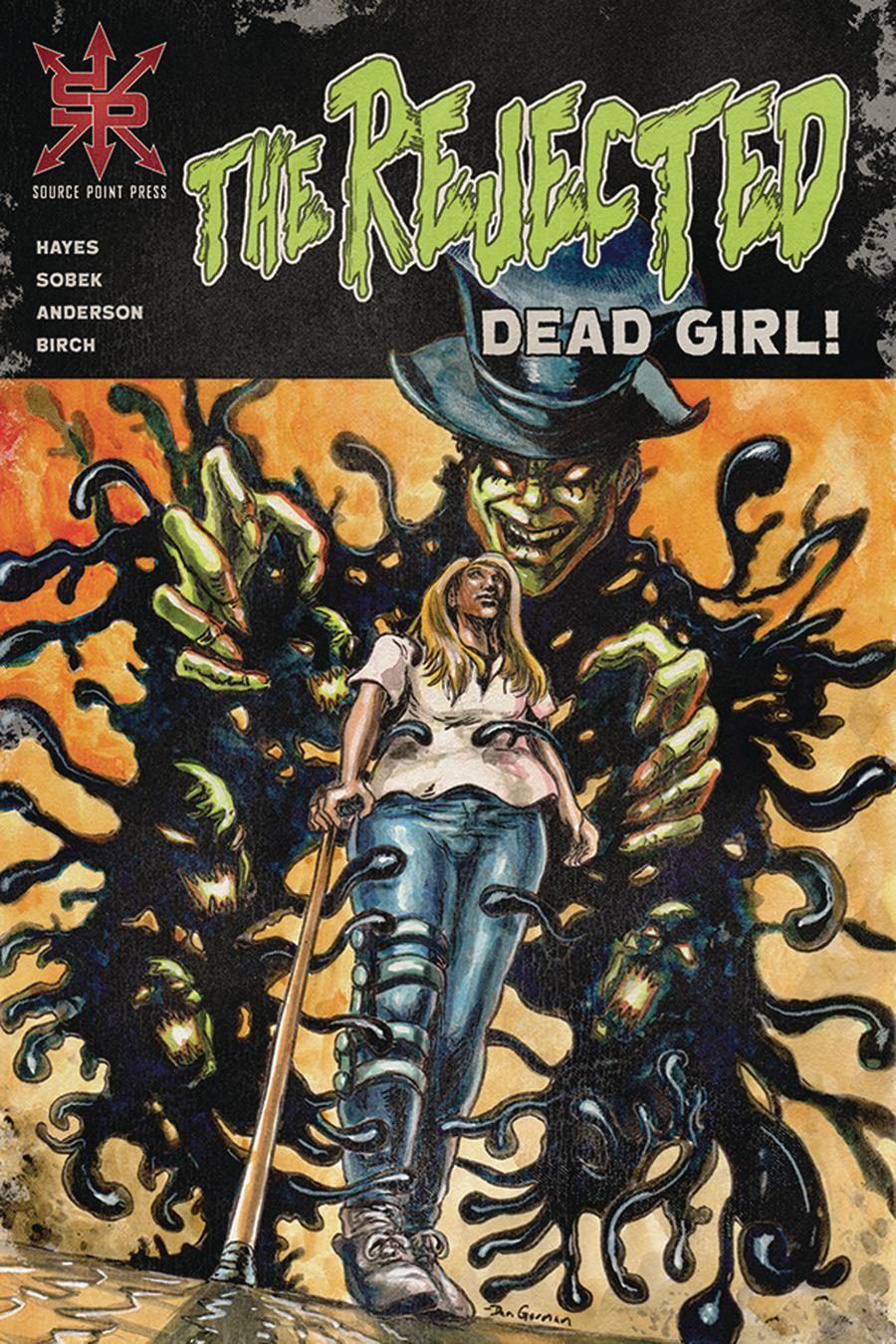 Rejected Dead Girl One Shot