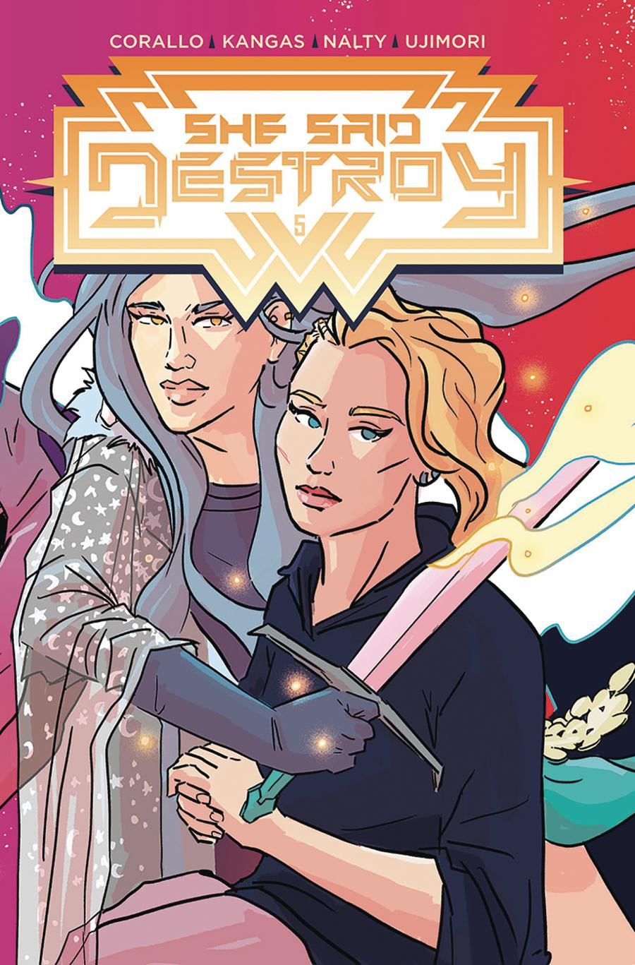 She Said Destroy #5