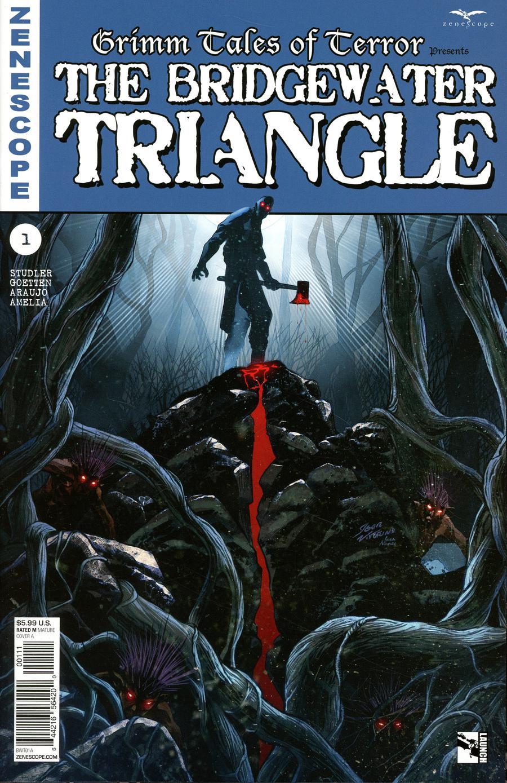 Grimm Tales Of Terror Presents Bridgewater Triangle #1 Cover A Igor Vitorino