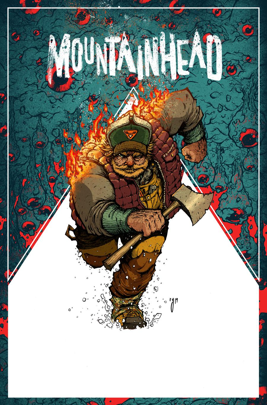 Mountainhead #2 Cover A Regular Ryan Lee Cover