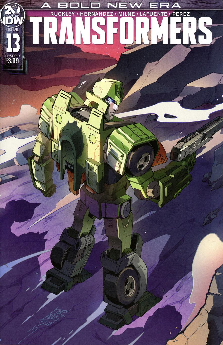Transformers Vol 4 #13 Cover B Variant Umi Miyao Cover