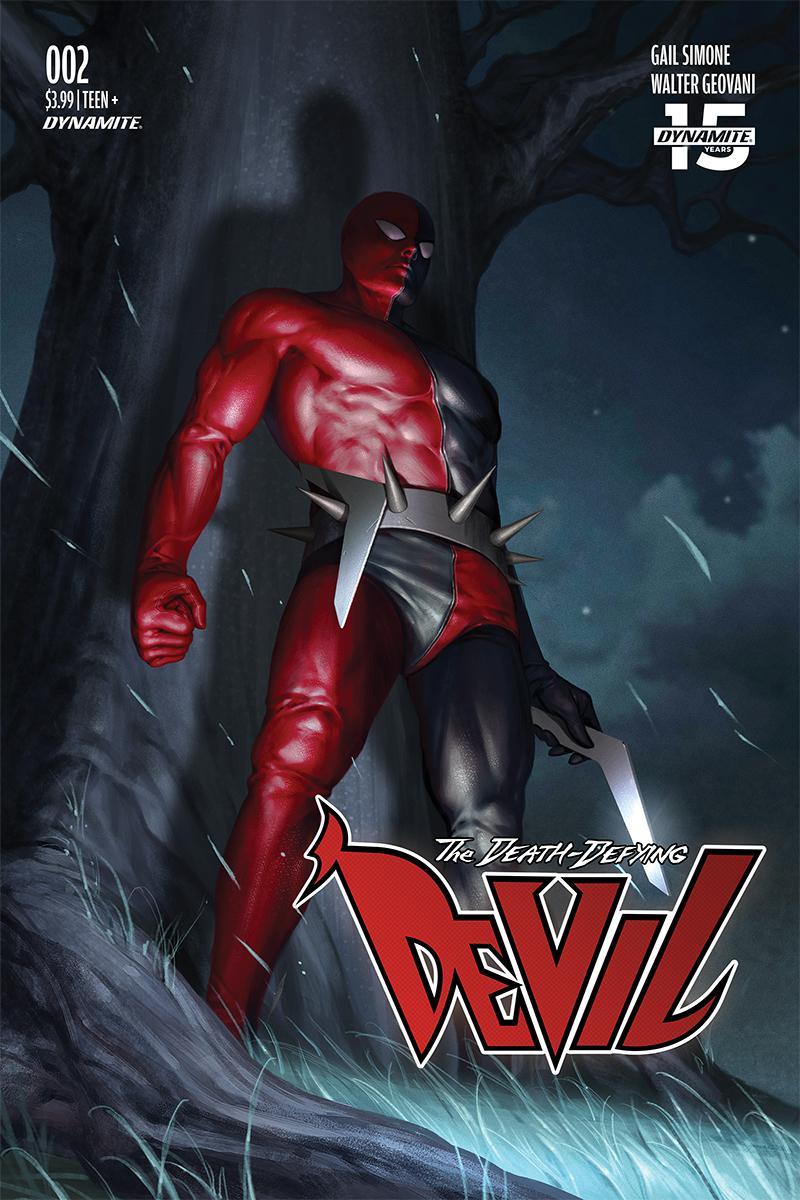 Death-Defying Devil Vol 2 #2 Cover A Regular Inhyuk Lee Cover