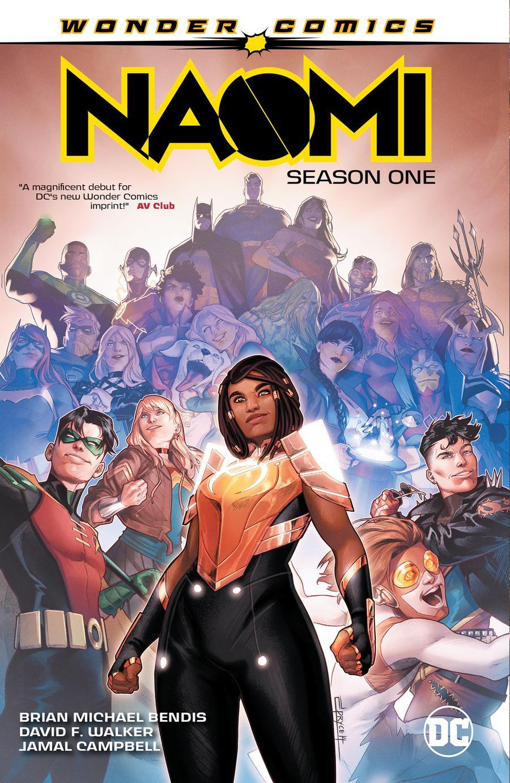 Naomi Season 1 HC