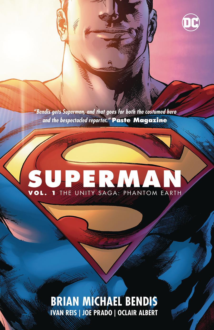 Superman (2018) Vol 1 The Unity Saga Phantom Earth TP