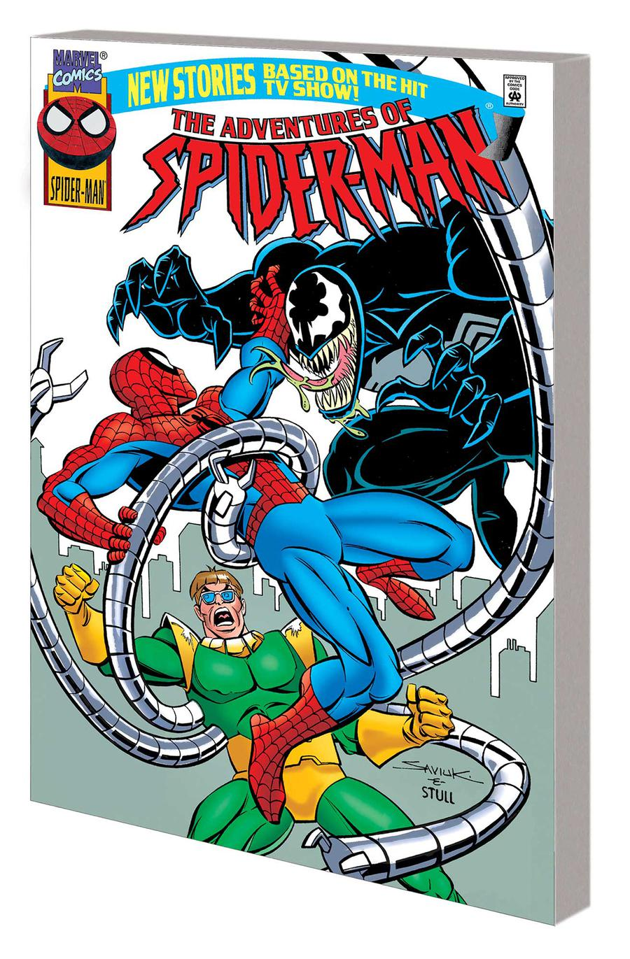 Adventures Of Spider-Man Spectacular Foes GN