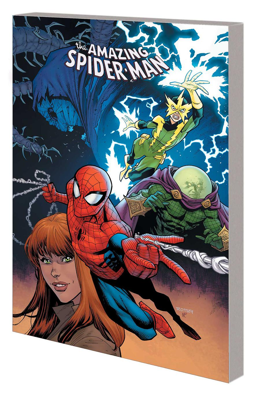 Amazing Spider-Man By Nick Spencer Vol 5 Behind The Scenes TP