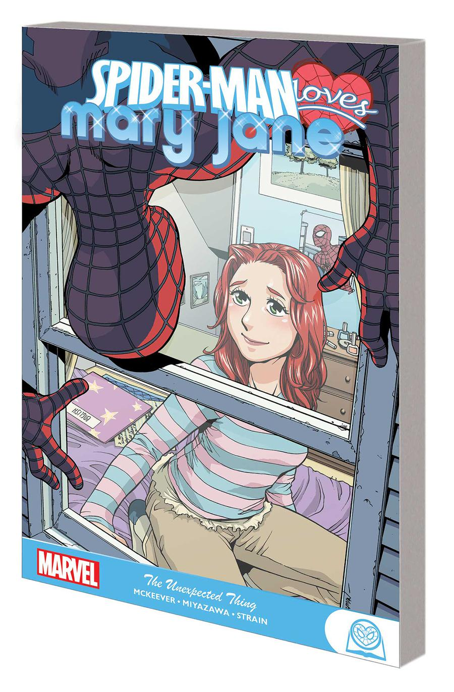 Spider-Man Loves Mary Jane Unexpected Thing GN