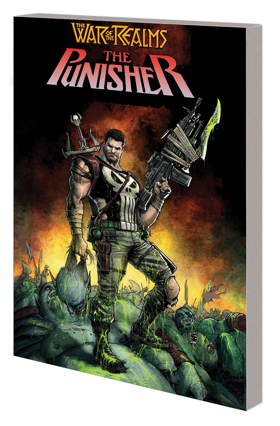 War Of The Realms Punisher TP