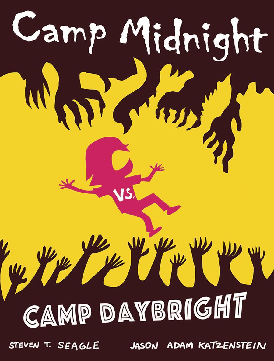 Camp Midnight Vol 2 Camp Midnight vs Camp Daybright GN