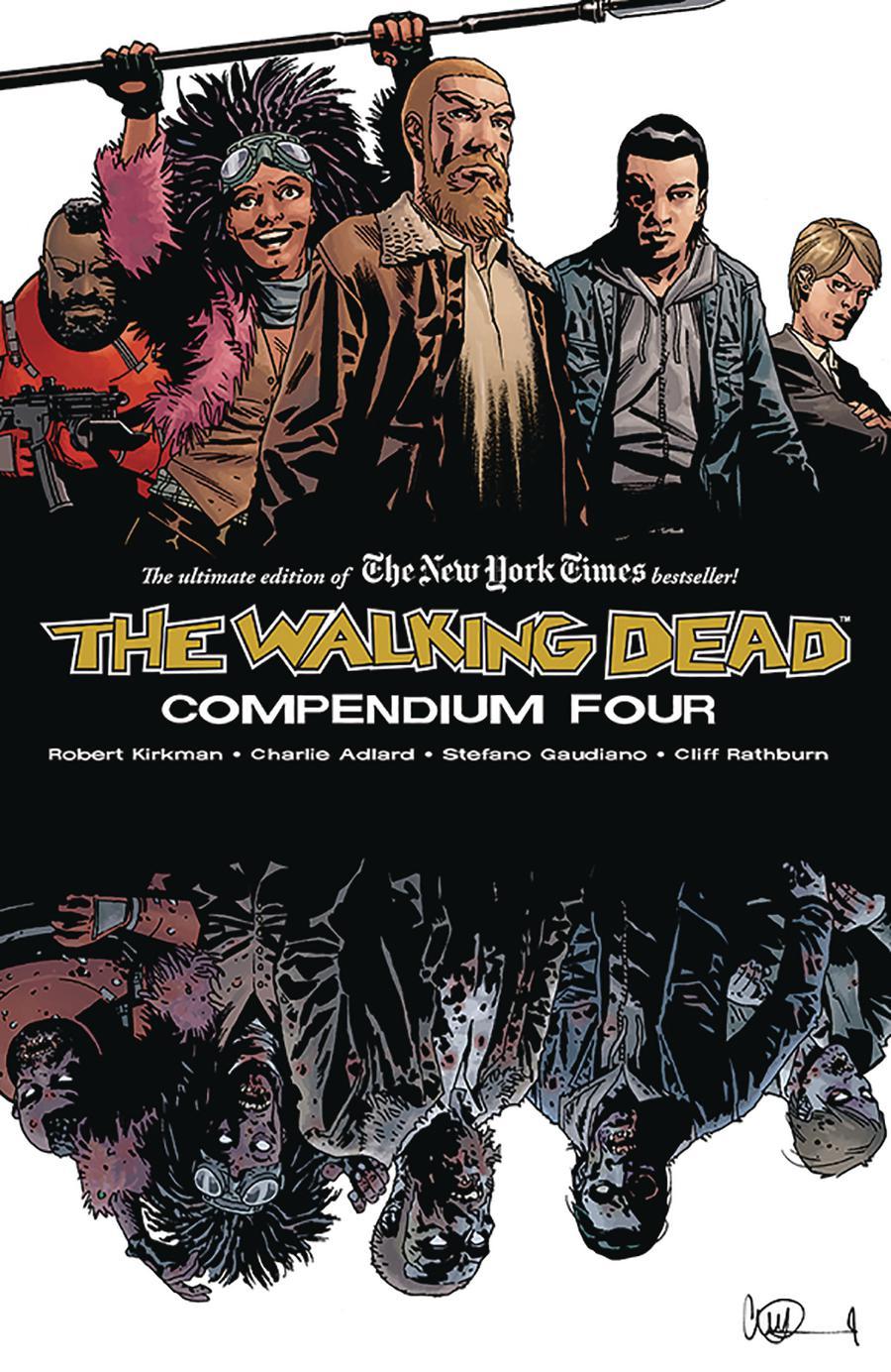 Walking Dead Compendium Vol 4 TP