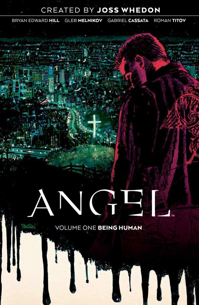 Angel (BOOM Studios) Vol 1 TP