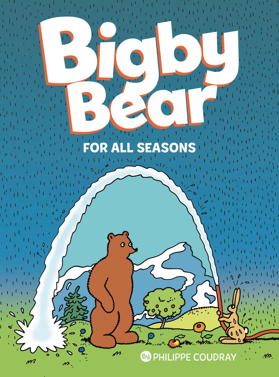 Bigby Bear Vol 2 For All Seasons HC