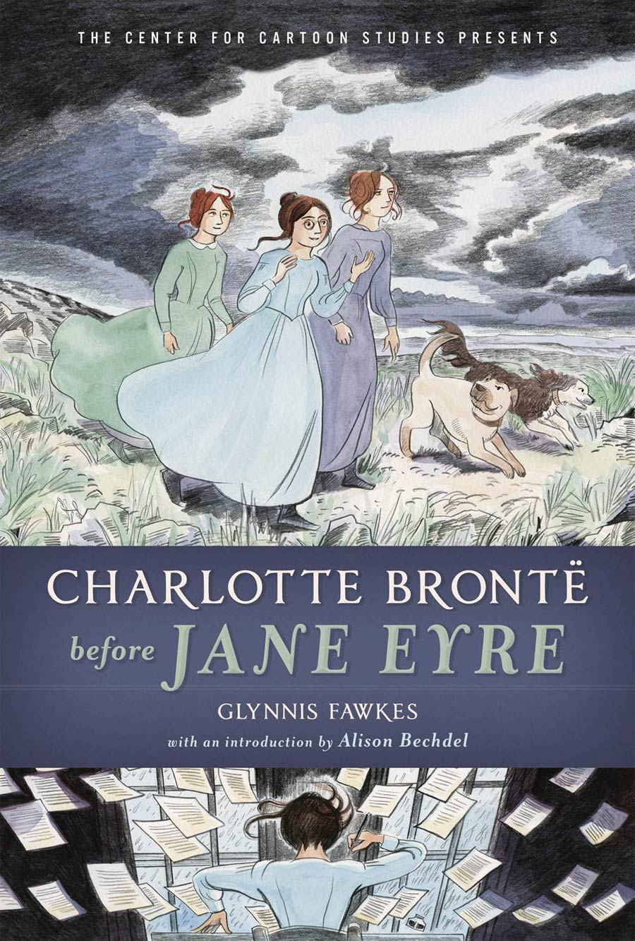 Charlotte Bronte Before Jane Eyre TP
