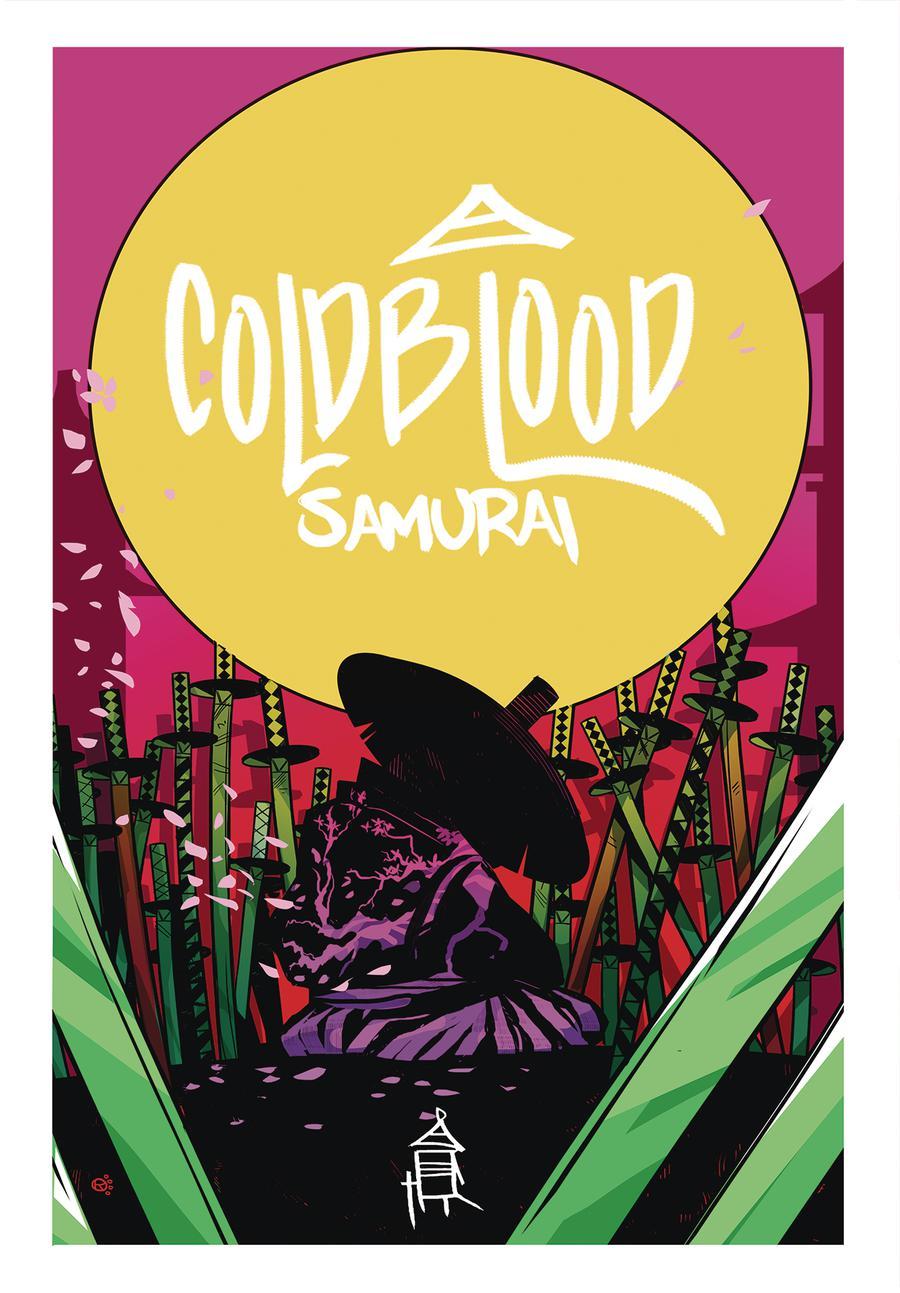 Cold Blood Samurai Vol 1 TP