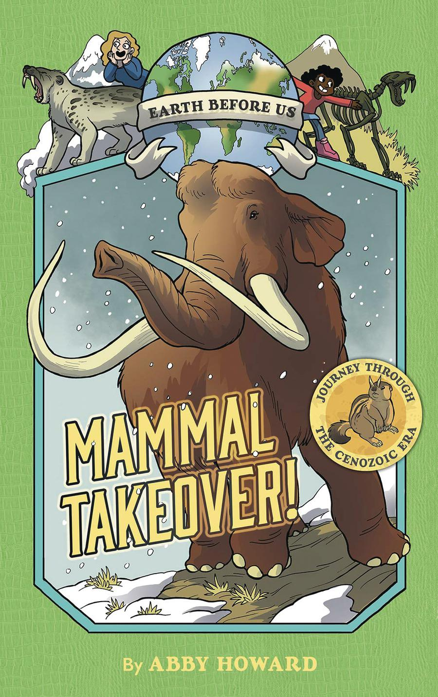 Earth Before Us Vol 3 Mammal Takeover HC