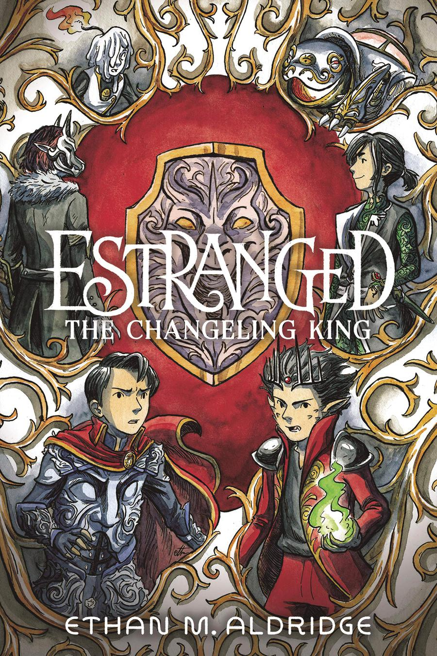 Estranged Vol 2 Changeling King TP