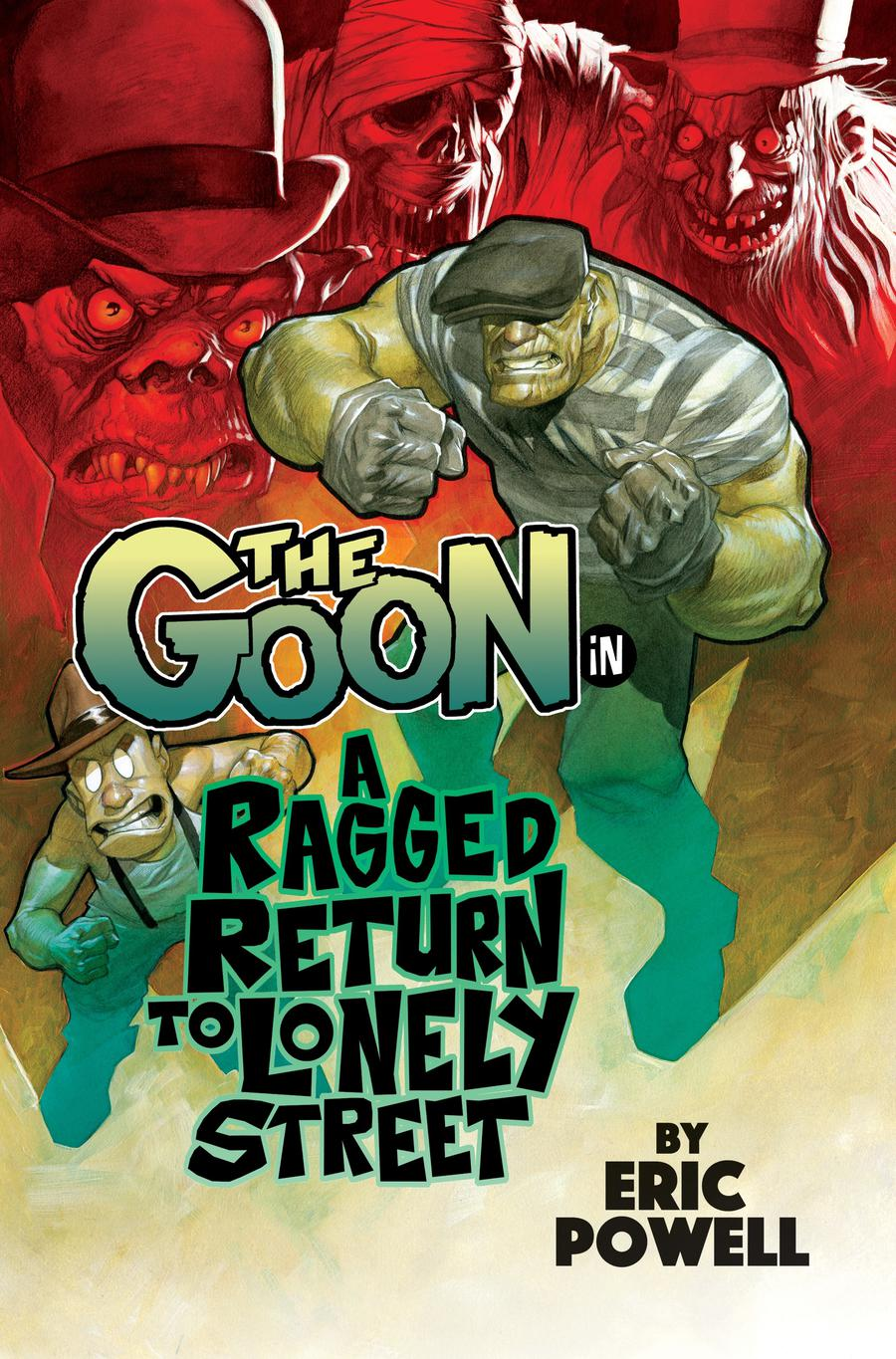 Goon (2019) Vol 1 A Ragged Return To Lonely Street TP