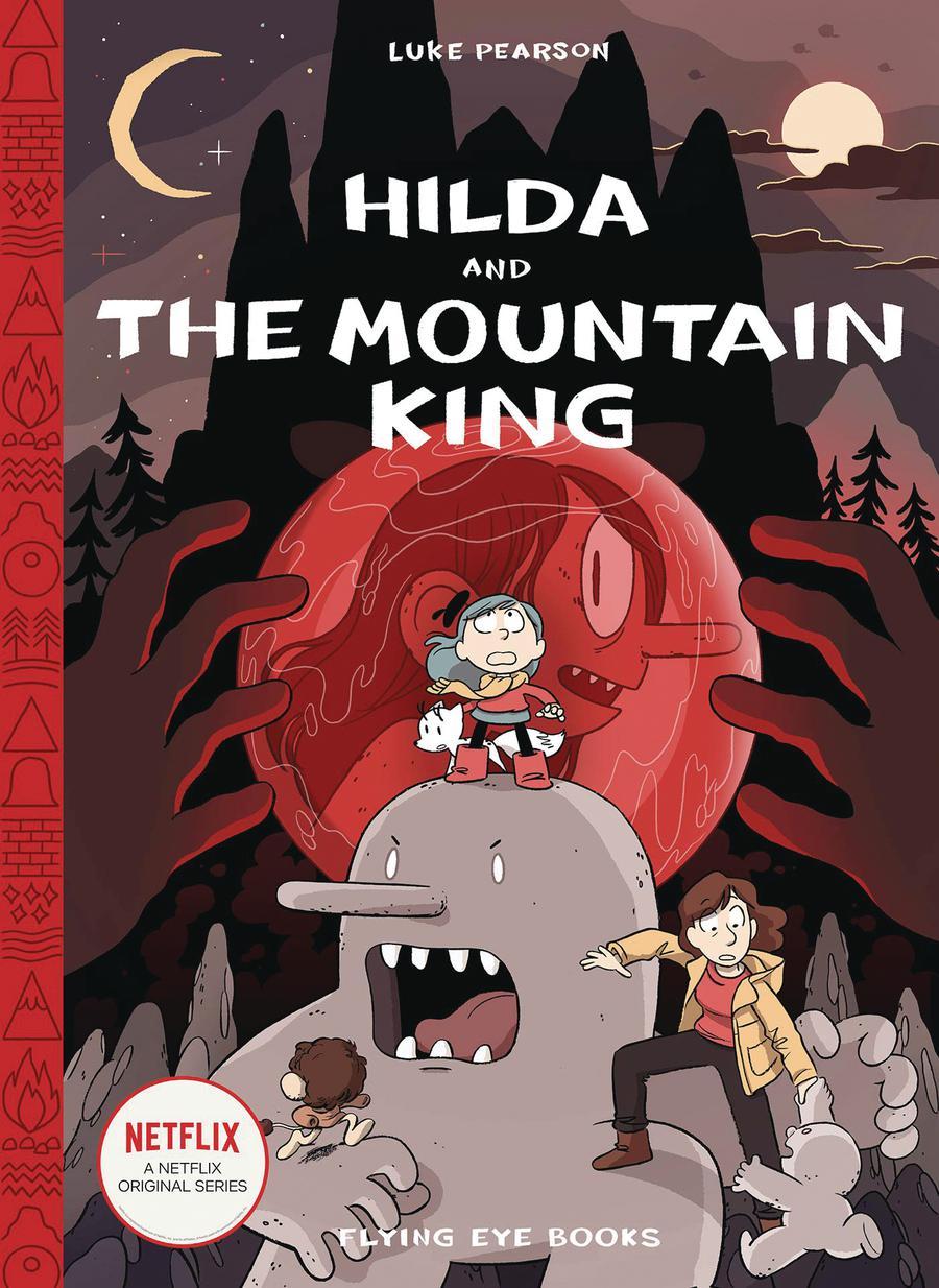 Hilda And The Mountain King HC