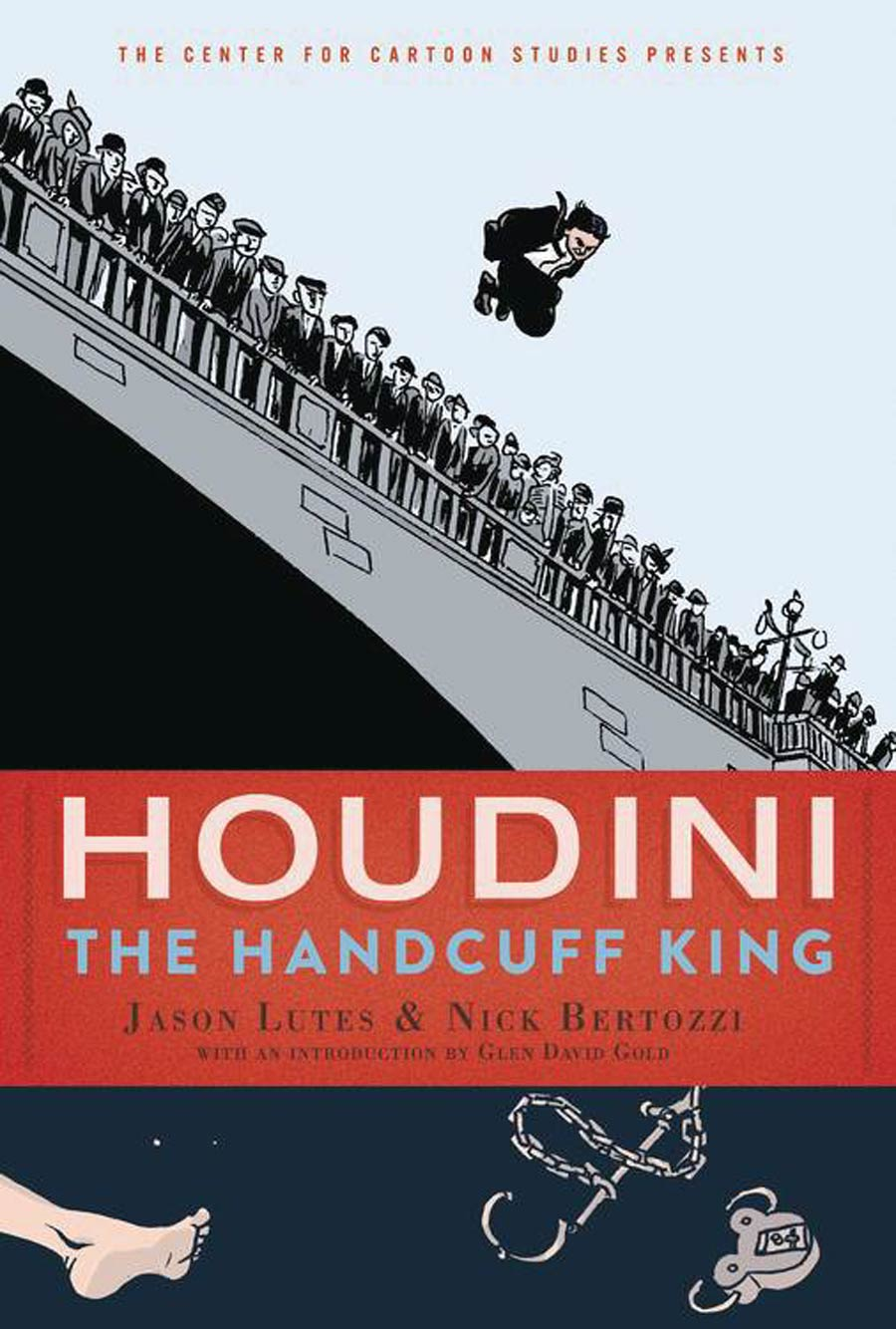Houdini Handcuff King TP
