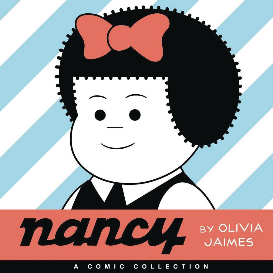 Nancy Olivia Jaimes Comic Collection Vol 1 HC