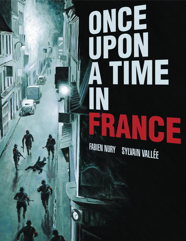 Once Upon A Time In France Omnibus GN