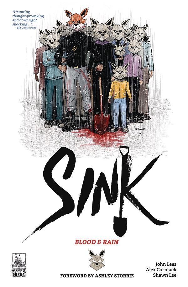 Sink Vol 2 Blood & Rain TP