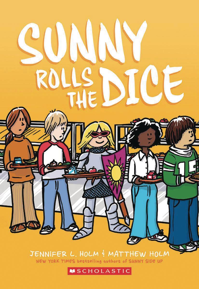 Sunny Rolls The Dice TP