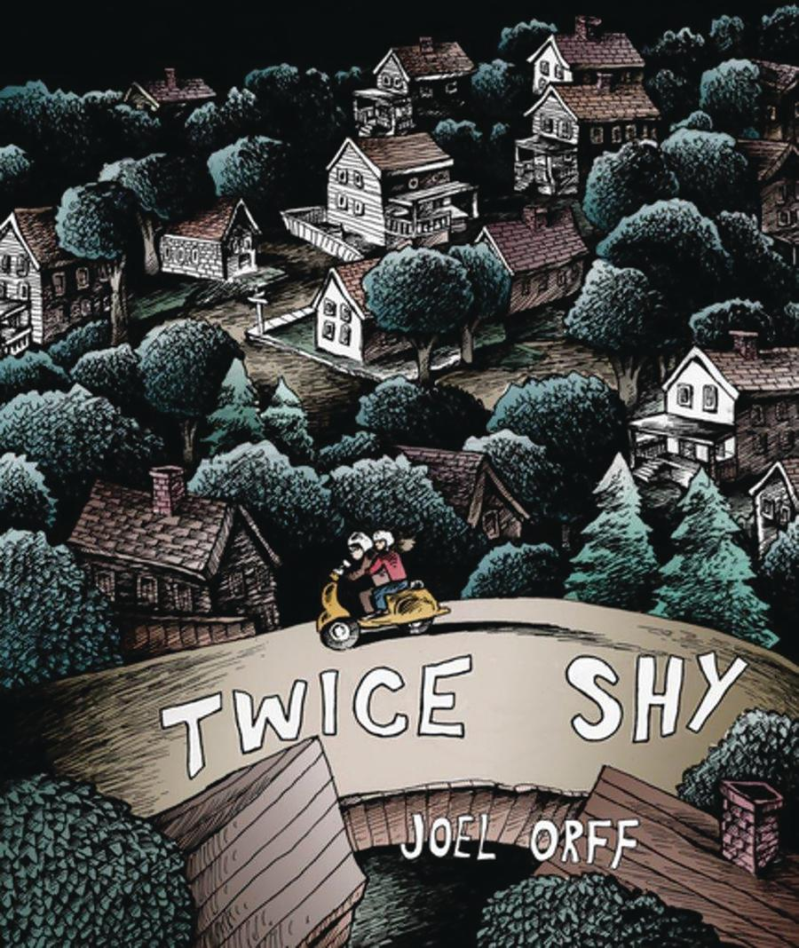 Twice Shy GN