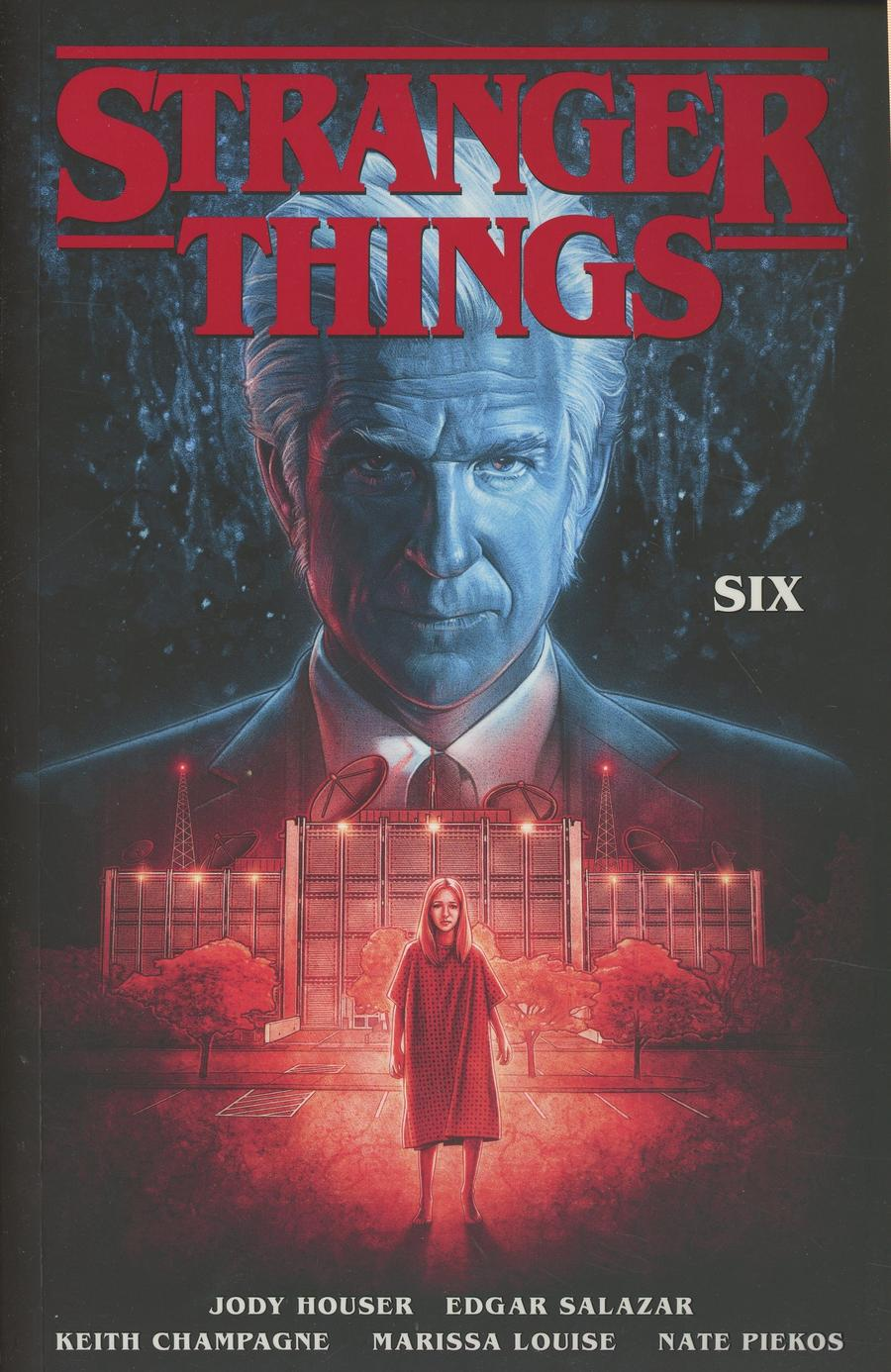 Stranger Things Vol 2 Six TP