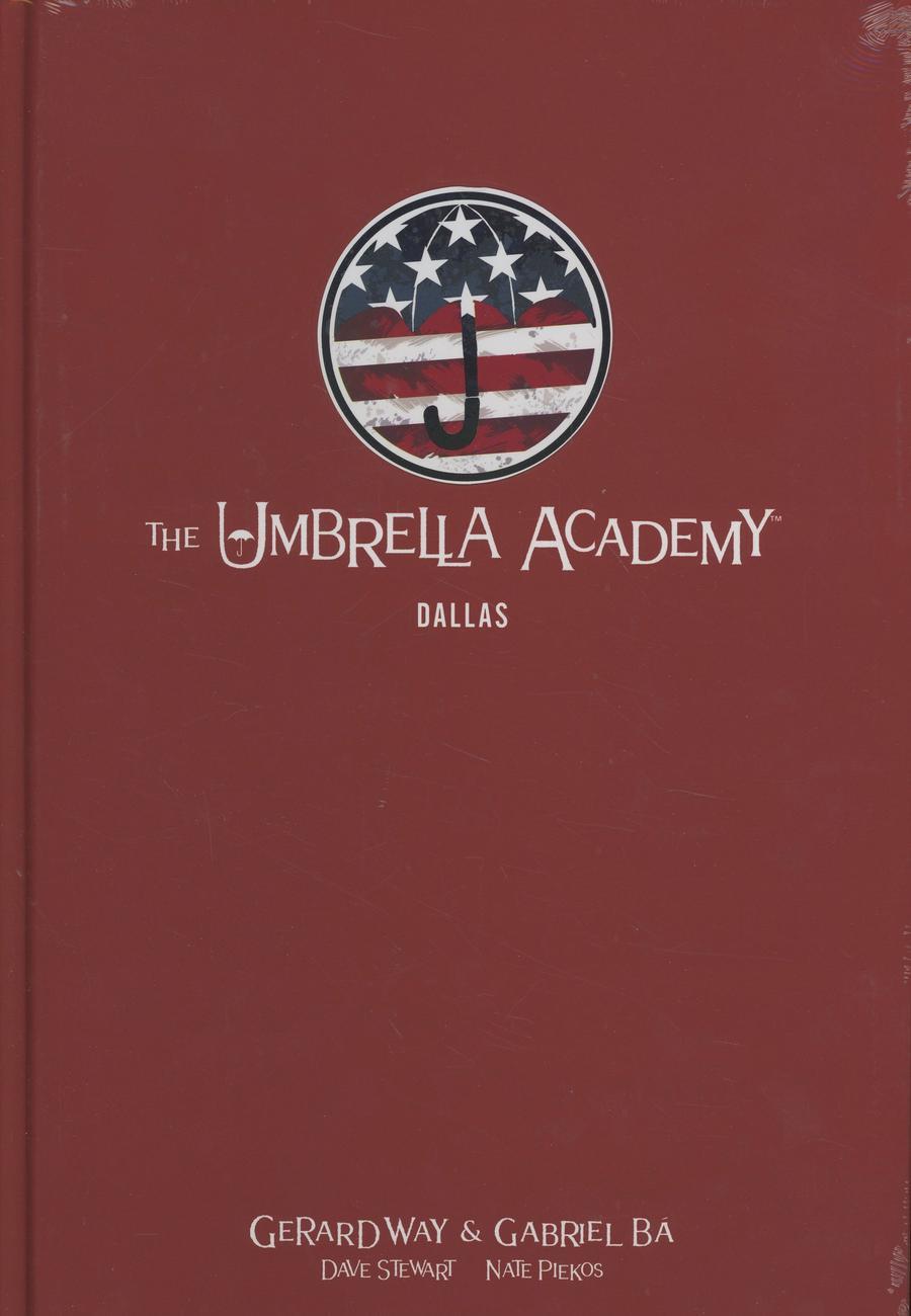 Umbrella Academy Library Edition Vol 2 Dallas HC