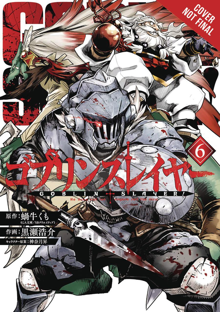 Goblin Slayer Vol 6 GN